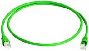 Telegärtner Patch-Kabel - SFTP - 50m - grün