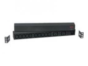 APC Basic Rack-Mount PDU Steckdosenleiste 1U Rack