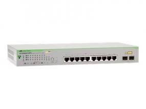 Allied Telesis AT GS950/10PS - Switch - verwaltet
