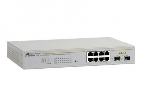 Allied Telesis AT GS950/8 WebSmart Switch