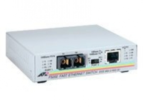 Allied Telesis AT FS202 - Switch - Converter