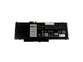 Dell - Laptop-Batterie Primary - 1 x 4 Zellen 51