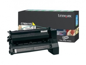 Lexmark - Gelb - Original - Tonerpatrone LCCP, LRP