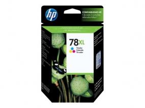 HP 78 - Hohe Ergiebigkeit - Gelb, Cyan, Magenta